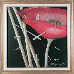 настенные часы Lowell 11065