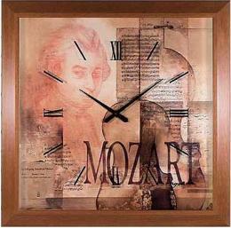 настенные часы Lowell 11129