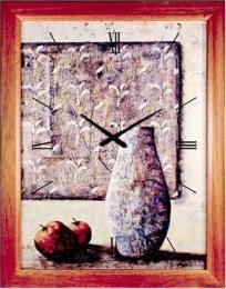 настенные часы Lowell 11168