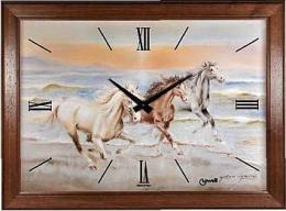 настенные часы Lowell 11707