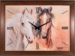 настенные часы Lowell 11708