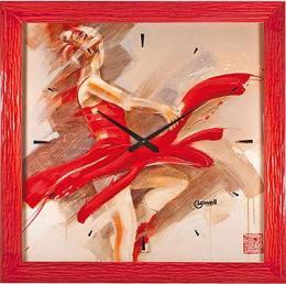 настенные часы Lowell 11741