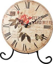 настенные часы Lowell 21302
