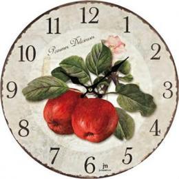 настенные часы Lowell 21425