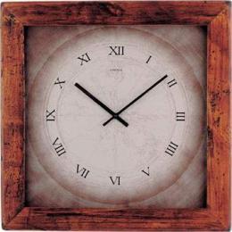 настенные часы Lowell 5542