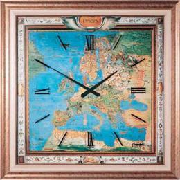 настенные часы Lowell 5657