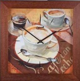 настенные часы Lowell 5666