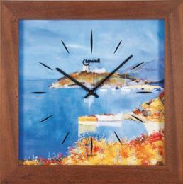 настенные часы Lowell 5668