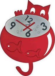 настенные часы Lowell 5826
