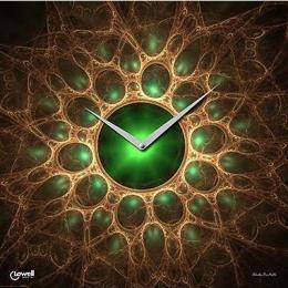 настенные часы Lowell 7401