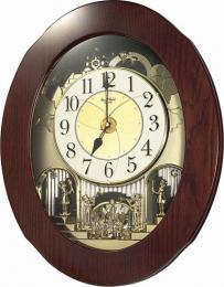 настенные часы Rhythm 4MH811WD06
