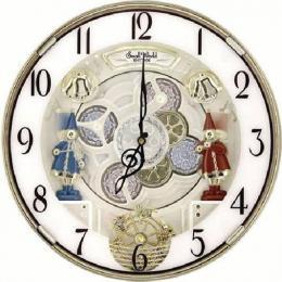 настенные часы Rhythm 4MH831WD18