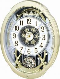 настенные часы Rhythm 4MH842WD18