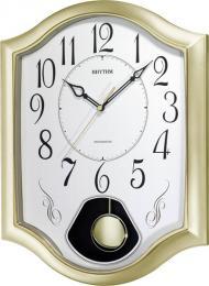 настенные часы Rhythm CMJ494BR18