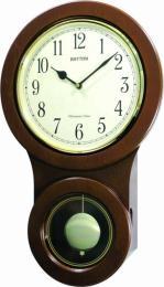 настенные часы Rhythm CMJ499FR06