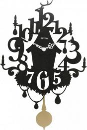 настенные часы Rhythm CMP533NR02