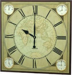 настенные часы Rhythm CMW904NR06