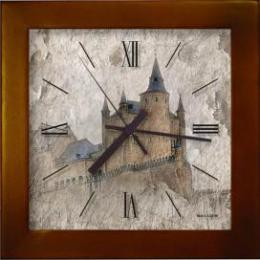настенные часы Салют дст-2aa28-319