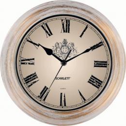 настенные часы Scarlett SC-27B