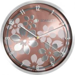 настенные часы Scarlett SC-33B