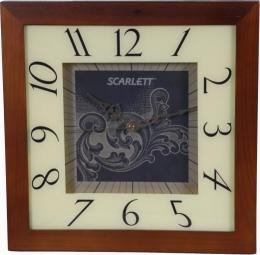 настенные часы Scarlett SC-33C