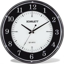 настенные часы Scarlett SC-55DC
