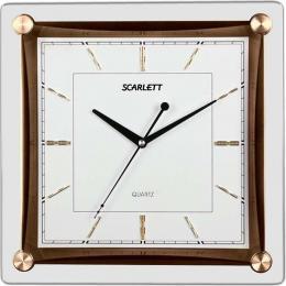 настенные часы Scarlett SC-55GA