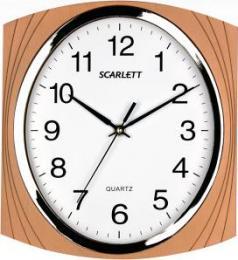 настенные часы Scarlett SC-55RB