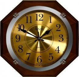 настенные часы Sinix 1074GA