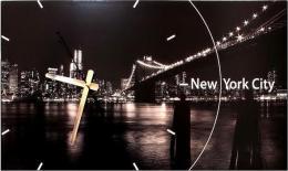 настенные часы Time2Go 1003 Нью-Йорк