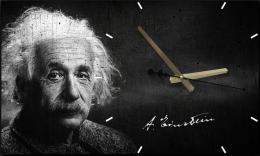 настенные часы Time2Go 1013 Эйнштейн