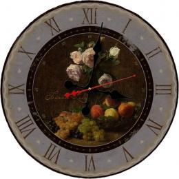 настенные часы Time2Go 448 Персик