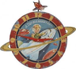 настенные часы Timeworks SCRB13P
