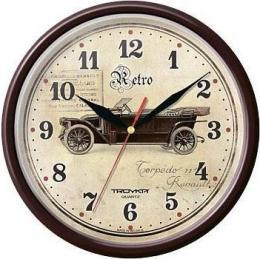 настенные часы Troyka 91931920