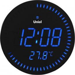 настенные часы Uniel UTL-10B