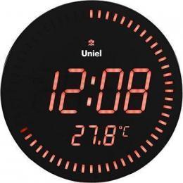 настенные часы Uniel UTL-10R