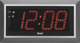 настенные часы Uniel UTL-11RSL