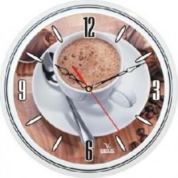 настенные часы Вега п 1-763/7-43
