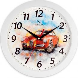 настенные часы Вега П1-7/7-160
