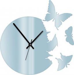 настенные часы W-ERA cl104зер