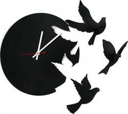 настенные часы W-ERA cl191ч