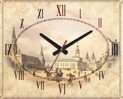 настенные часы Zero Branko ZB 002