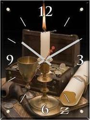 настенные часы Zero Branko ZB 0427