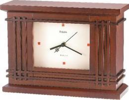 настольные часы Bulova B1865