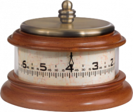 настольные часы Bulova B2626