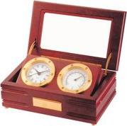 настольные часы Linea Del Tempo A9033