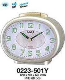 настольные часы Q&Q 0223-501