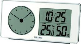настольные часы Seiko QHL059W