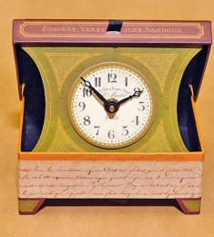 настольные часы Timeworks BCFS2S