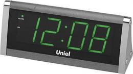 настольные часы Uniel UTL-12GBr